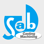 Logo - SAB Casting Machining